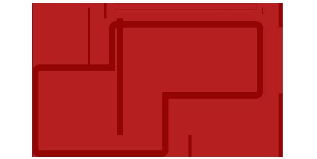 Schematische Grundrisse